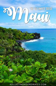 Kollecting Koordinates - Maui