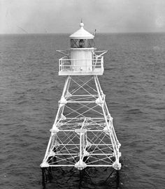 Pacific Reef Lighthouse in Key Largo. | Florida Memory