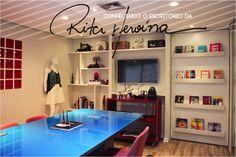 Espaço Rita Heroína #ritaheroina #escritório #office #fashion #work