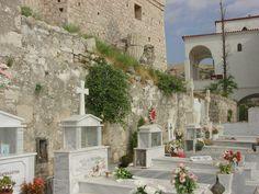 Begraafplaats (1e fase)