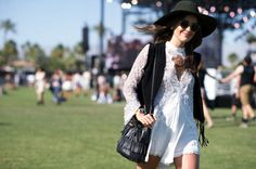 35 Of The Best Coachella Street Style Snaps