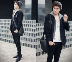 STOP THE CLOCKS FOREVER (by Ayoub Mani) http://lookbook.nu/look/4196207-STOP-THE-CLOCKS-FOREVER
