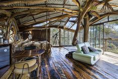 Coolest treehouse on Airbnb