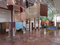 Haus der Kunst München - Installation von Haegue Yang