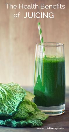 Waste Not, Want Not The Amazing Health Benefits of Juicing..+ Best 7 Juice  Recipes plus TONS more ideas ! | http://extrawellness.net