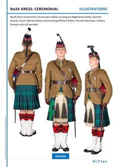 British Army Uniform, British Uniforms, Scottish Dress, Scottish Fashion, Military Ranks, Military Uniforms, Army Infantry, Horse Accessories, Highlanders