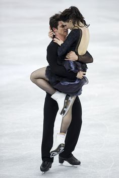 Tessa Virtue & Scott Moir  GPF 2012