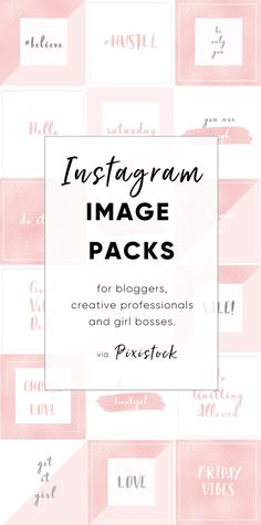 Get 30 pink, chic images for your Instagram feed | via Pixistock | Alicia Powell | Sign up for a membership for full access at pixistock.com Instagram Tips, Instagram Feed, Business Cards Online, Feed Goals, Pink Themes, Social Media Template, Blogger Tips, Make Money Blogging, Creative