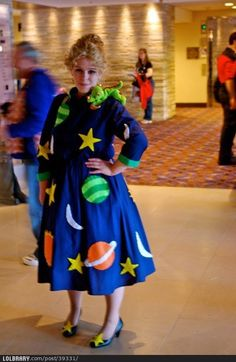 Ms. Frizzle from The Magic School Bus | Lolbrary
