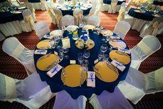 Indigo Colour, Table Decorations, The Originals, Pictures, Wedding, Color, Home Decor, Photos, Valentines Day Weddings