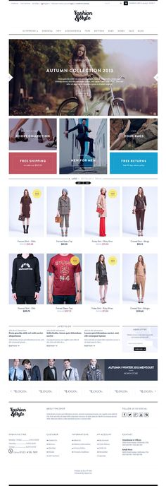What To Look For In A New Web Host   Ecommerce Website Design Templates   Best Ecommerce Sites 2017   Ecommerce Website Development Process   Ecommerce Website Builder. #ecommerceday #design reference Website Design Inspiration, Ecommerce Website Design, Online Shopping Websites, Software Development, Header, Service Design, Fashion, Buttons, Moda
