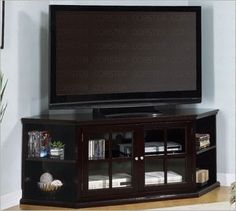 corner entertainment unit for living room>Need this for the new house... or the one we're in now.  Lol