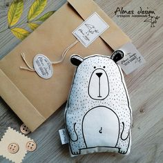 kids toys, toys for kids, almesdesign, handmade, design handmade Kids Brand, Mini Drawings, Bag Illustration, Handmade Soft Toys, Best Dog Toys, Ugly Dolls, Baby Drawing, Baby Sewing Projects, Fabric Toys