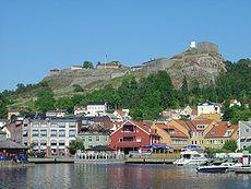 Frederiksten Fortress.  Halden, Norway