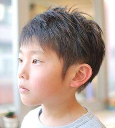 Image result for 男の子 ヘアスタイル