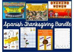 Spanish Thanksgiving / Fall Bundle!
