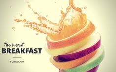 The 7 Worst Breakfast Foods to Eat in the Morning -- Eat the wrong thing and you& set yourself up for a failure of a day. Make sure these 7 foods aren& a part of your morning routine. Proper Nutrition, Health And Nutrition, Diet Breakfast, Breakfast Recipes, Morning Breakfast, Clean Eating Recipes, Healthy Eating, Healthy Recipes, Alkaline Diet Plan