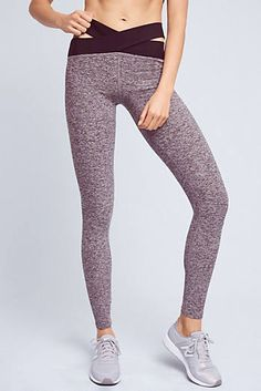 Eastbound Crossover Leggings