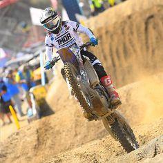 @jeremymartin6 wins Moto 2 @cudby photo copyright #ThisIsMoto #ProMotocross #glenhelenmx #motocross @promotocross @mavtv @nbcsports