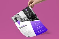 Business Flyer Template #event #business  • Download here → http://1.envato.market/c/97450/298927/4662?u=https://elements.envato.com/business-flyer-template-4LJEF7