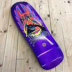 So this just arrived @oscarputdowntheknife SMA reissue of the legendary Evil (Scary) Cat deck >> SHOP >> Supereight.net . . . . #natas #nataskaupas #sma #santacruz #santacruzskateboards #skateboards #skateboarding #skateboarders #oldskoolskateboard #reissueskateboard #reissuedeck #skateboarddeck #oldschooldeck #reissue #evilcat #natasevilcat #scarycat #natasscarycat #supereight