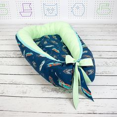 Buy Now Feathers Double-sided baby nest, Baby lounger, Co sleeper, Gender Neutral Baby cocoon Nursing Pillow Cover, Pillow Covers, Snuggle Nest, Baby Nest Bed, Butterfly Pillow, Co Sleeper, Boppy Cover, Baby Cocoon, Gender Neutral Baby