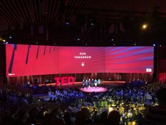 Lunch box for 6 people to share - TED 2016