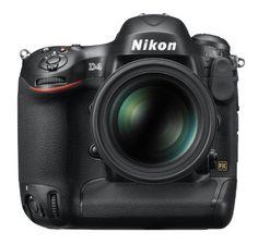 Nikon D4 16.2 MP CMOS FX Digital SLR with Full 1080p HD Video (Body Only) by Nikon, http://www.amazon.com/gp/product/B006U49XM6/ref=cm_sw_r_pi_alp_qNVTpb1GJ8W1Y