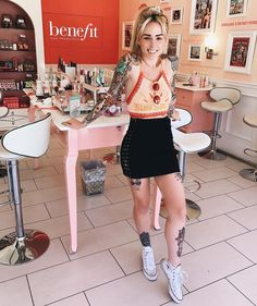 """11.2 mil curtidas, 45 comentários - Alysha Nett (@alyshanett) no Instagram: """"Stopped by the @benefitcosmetics in #LaJolla yesterday to get my brows shaped and tinted! Thanks…"""""""