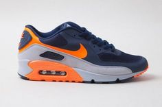 reputable site c85e3 11872 Nike Air Max 90 Hyperfuse  Chicago Bears  Nike Shoes Outlet, Nike Free Shoes
