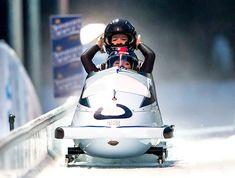 Women´s bobsleigh