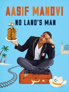 No land's man by Aasif Mandvi.  Click the cover image to check out or request the biographies and memoirs kindle