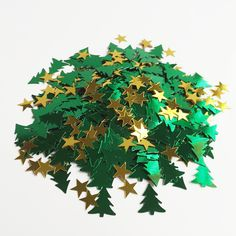 450pcs Sequin Deer Star Snow Christmas Tree Confetti Table Scatters Sparkle Decor Partyware Decorative Xmas Decoration on Aliexpress.com | Alibaba Group