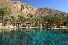 Zighy Bay (Oman) - Six Senses Zighy Bay 5* - Hotel da Sogno