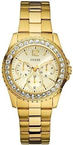 Women's Wrist Watches - Guess Womens Watch U12005L1 *** Continue to the product at the image link. (This is an Amazon affiliate link)