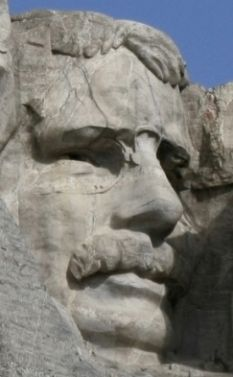 Mount Rushmore - My Fav Pres! American Line, American History, Vacation Trips, Vacation Spots, Vacations, Theodore Roosevelt, Roosevelt Family, Mont Rushmore, Bull Moose