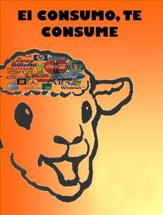 Reflexión sobre el consumismo.