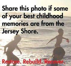Some of the best memories period. #RestoreTheShore
