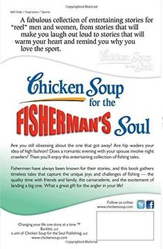 Chicken Soup for the Fisherman's Soul: Fish Tales to Hook Your Spirit and Snag Your Funny Bone (Chic