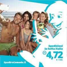 Sei in vacanza e ami fare selfie o foto? Oppure sei in ufficioe ti stai annoiando pensando ai tuoi amici sulla spiaggia? Mandaci i tuoi selfie, le foto di dove ti trovi o di te insieme ai tuoi amici e ricorda che dal 1 Agosto inizierà una serie di contest fotografici tutti estivi che ti faranno vincere tanti codici sconto sulle tue spedizioni!  >>>PRONTI, CLICK, VIA!!!<<< #spedizioni #spedire #pacchi #estate #sconti #spedirecomodo #merce #negozionline #shoppingonline