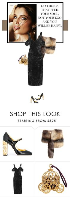"""Sexy Dolce Gabbana Women"" by mariots22 ❤ liked on Polyvore featuring Dolce&Gabbana and Rachel Zoe"