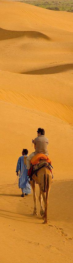 Desert in Jaipur | India