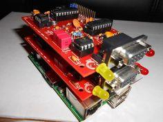 Amateur Radio Station AG6QO - Raspberry Pi PBBS Project
