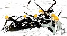 Ichigo's Form Evolution - Fullbring to New Bankai Look