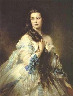 Virginia Oldoini  Tra le donne del Risorgimento la contessa di Castiglione fu certamente la più bella http://avocado.ilcannocchiale.it/glamware/blogs/blog.aspx?id_blog=73734