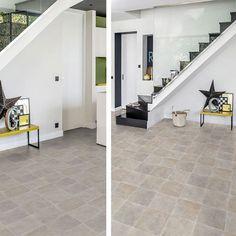 1694 Anti Slip Stone Effect Vinyl Flooring - Vinyl Flooring Uk Vinyl Flooring Uk, Stone Flooring, Recycle Plastic Bottles, Living Spaces, Recycling, Modern, Natural Stones, Tiles, Eco Friendly