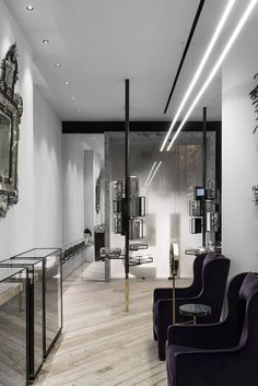 Ileana Makri Store by Kois Associated Architects.Photo by George Sfakianakis, © Ileana Makri.