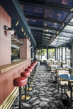 cafe' bar Waldeck by Framework Studio