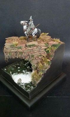 Reaper Miniatures, Fantasy Miniatures, Love Painting, Figure Painting, Wood Elf, Tabletop, Miniature Figurines, Gandalf, Middle Earth