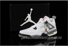 san francisco 6887b 1666f Nike Air Jordan 4 Retro 2013 White Fire Red Black Men AK4e8, Price   85.00  - Jordan Shoes,Air Jordan,Air Jordan Shoes